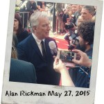 Alan Rickman Kings Garden
