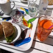 Coffee Corner Lunch