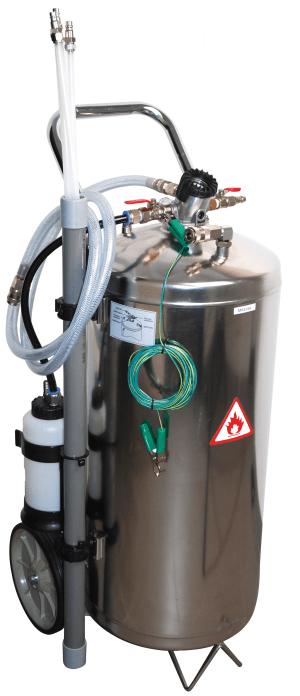 Pneumatik_Kraftstoff_Absauggerät