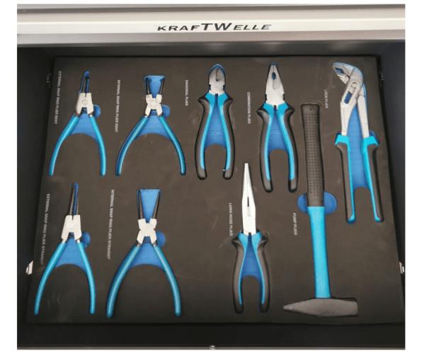 Werkstattwagen 7 Schubladen mit Werkzeug 5