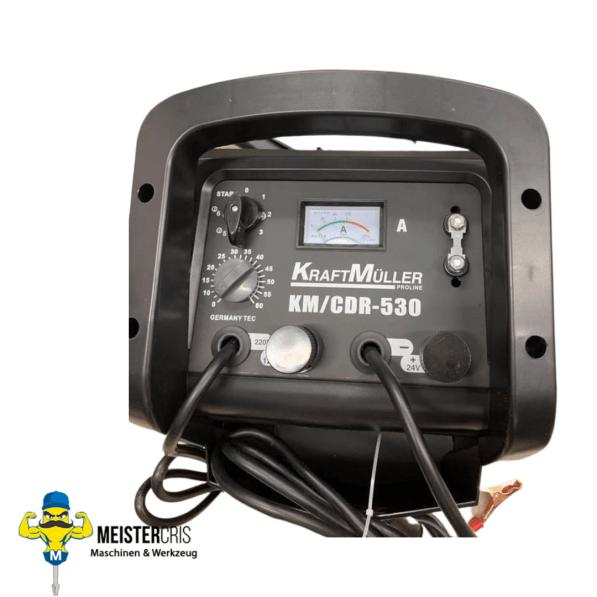 Batterieladegerät 12V 24V Booster 3
