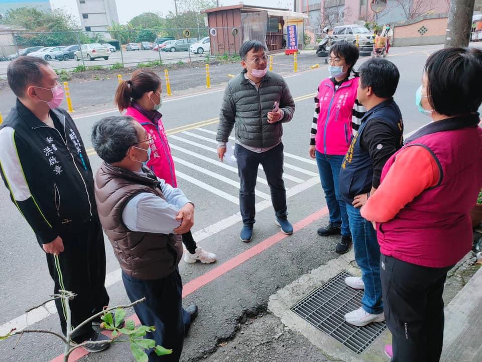 謝美英議員太子國寶龍和二街口交通改善2