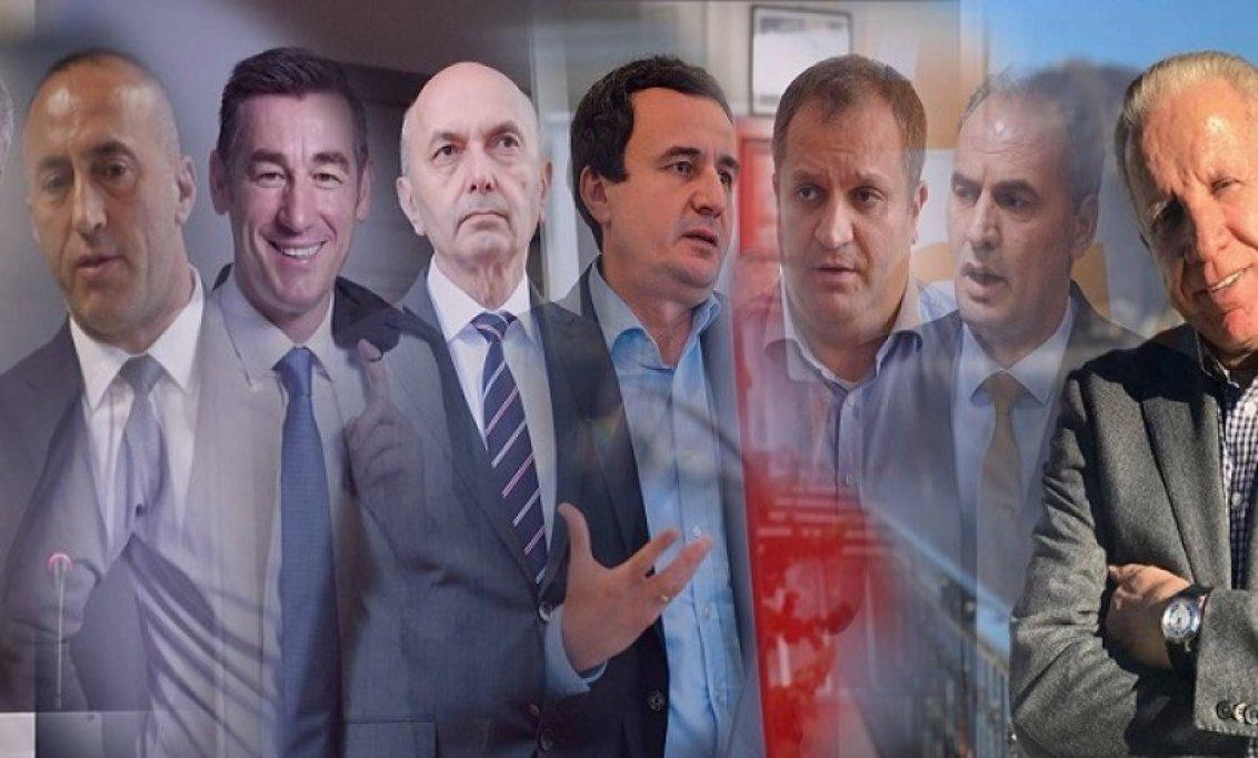 Liderët kosovarë