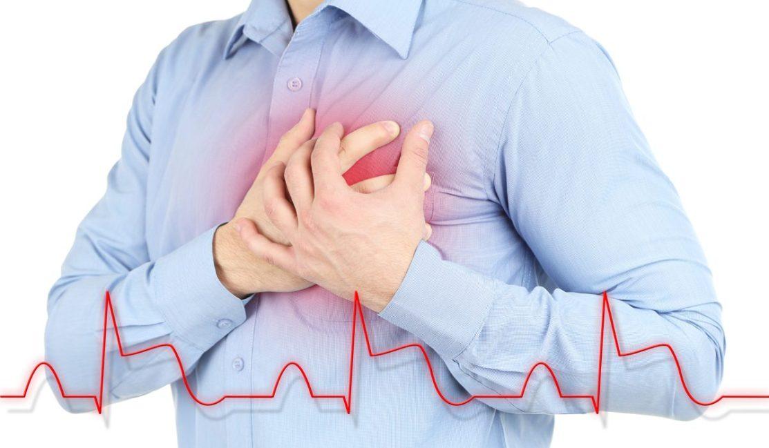 Sulmi në zemër