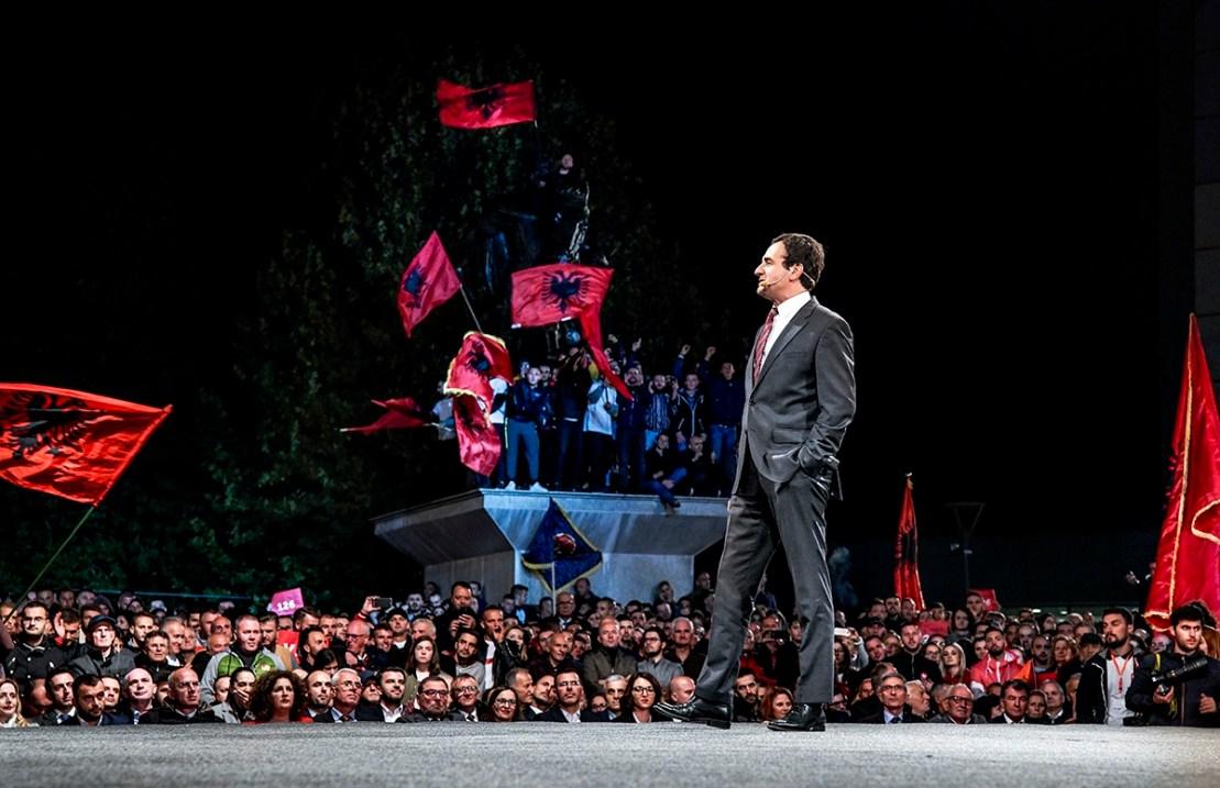 Albin Kurti-Flamuri