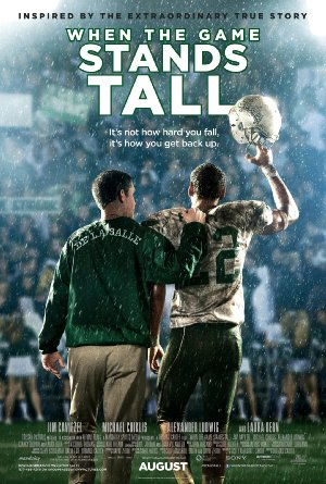 When the Game Stands Tall poster