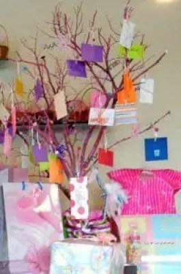 Ideas Para Baby Shower De Nina Mejorando Mi Hogar