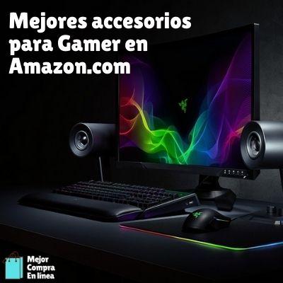 Accesorios Gamer Teclado Mouse Monitor