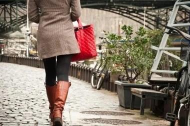 Caminar para mejorar la circulación en las piernas