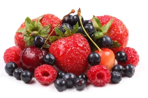 Resultado de imagen de frutos rojos