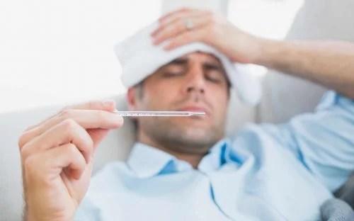 fiebre por coronavirus