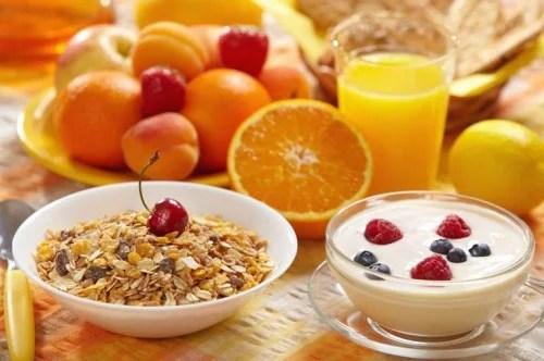 Resultado de imagen para desayuno saludable