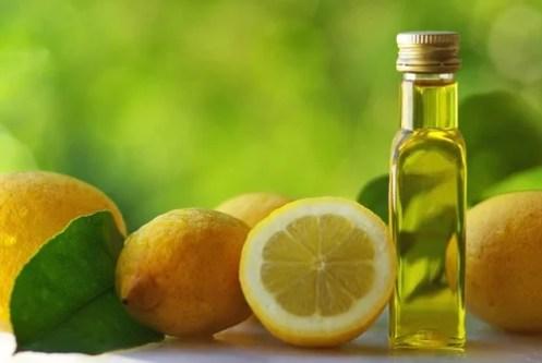 Aceite-de-oliva-y-limón