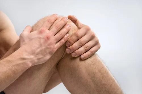 Evitar dores nos joelhos