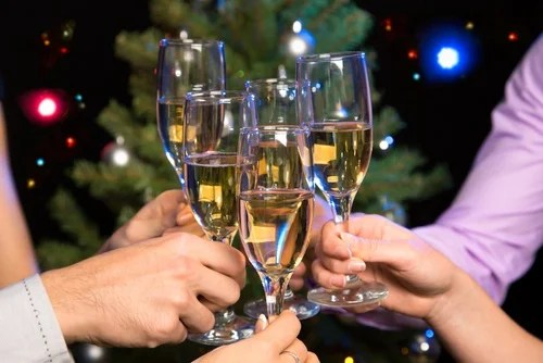 Evita los excesos de alcohol