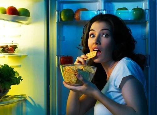 Deseo insaciable de comer