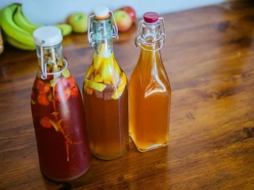 botella kombucha