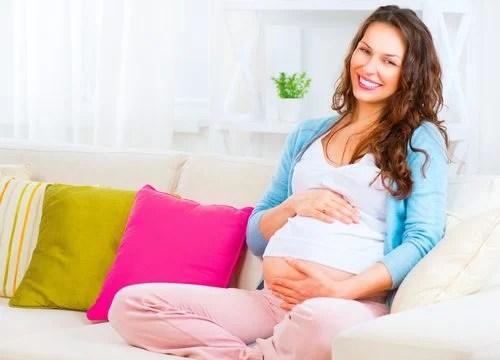 El embarazo aumenta la inteligencia de las mujeres