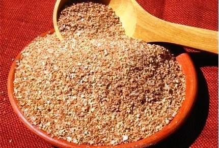 Avena y salvado de trigo