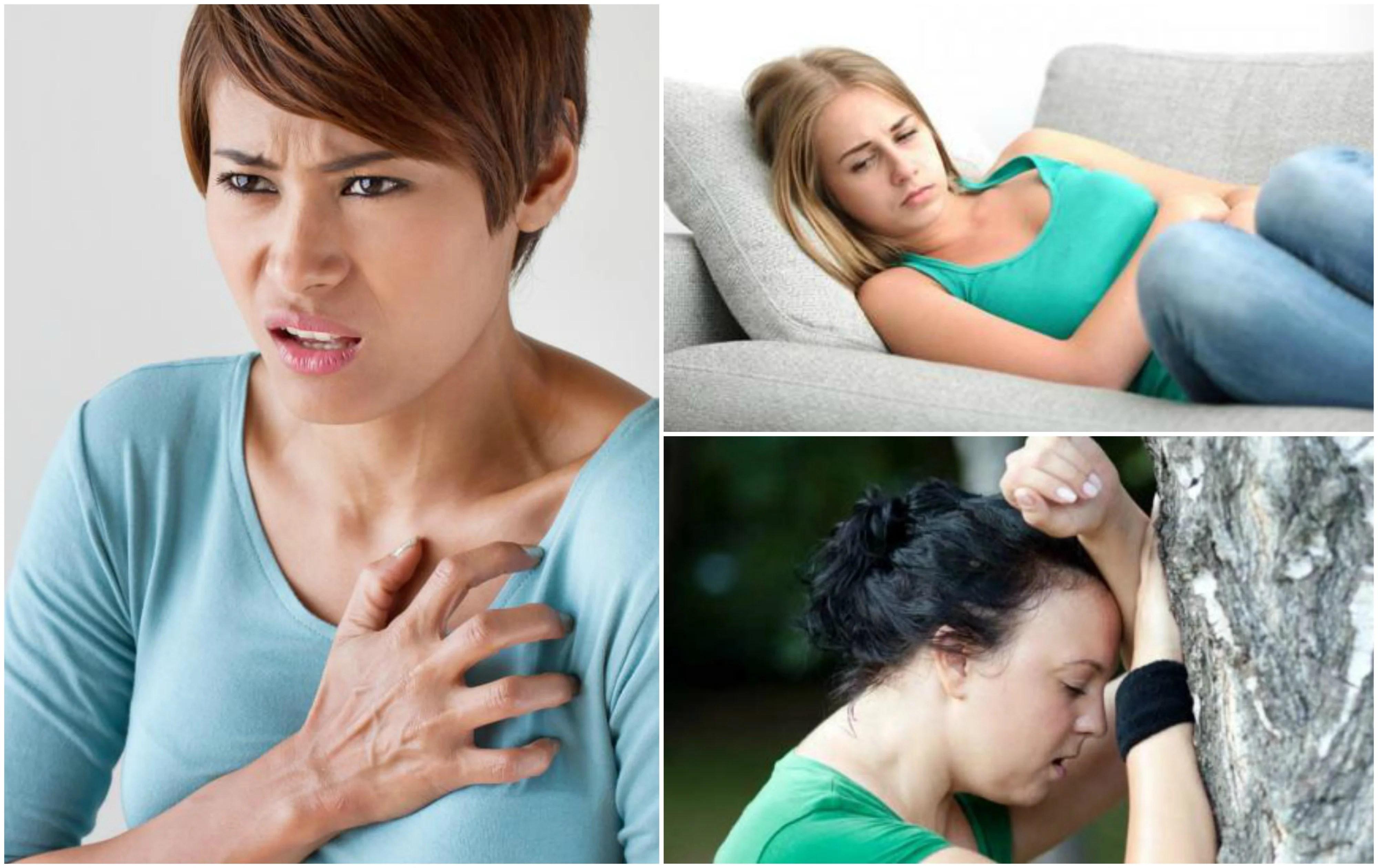 8 señales de enfermedades cardíacas que no se deben pasar por alto