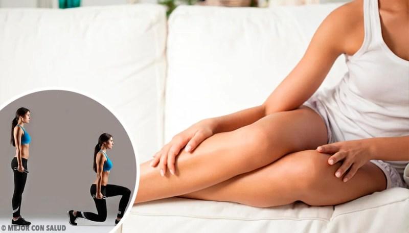 Ejercicios para aumentar los músculos de las piernas
