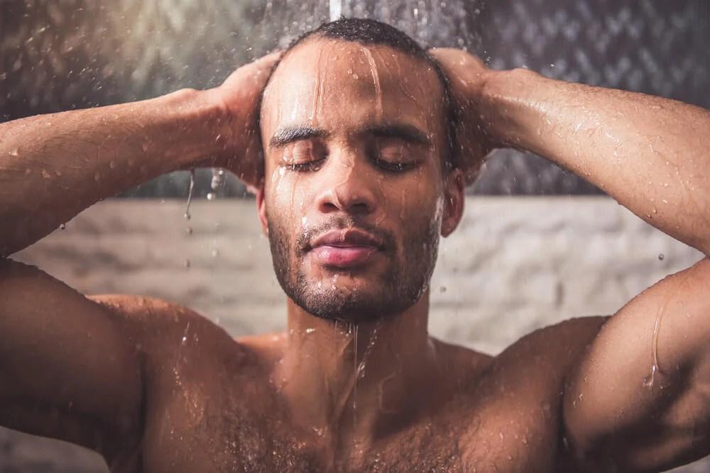Cuántas duchas.