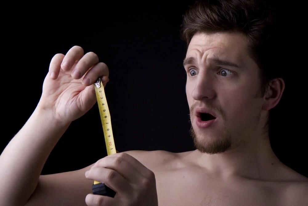 Cuánto mide el pene normal