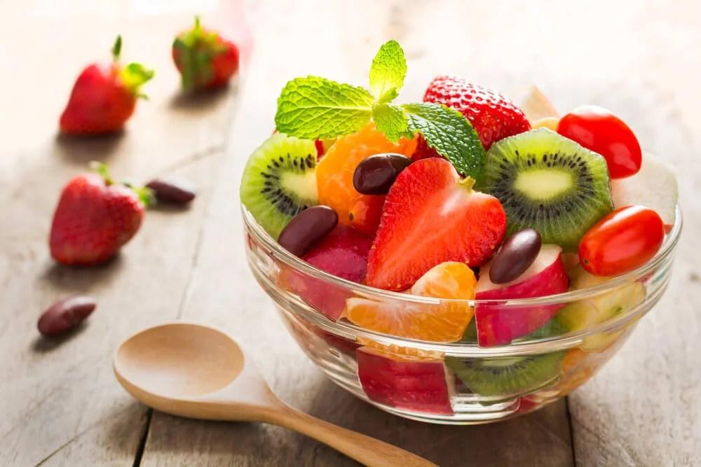 frutas alimentos ricos en nutrientes