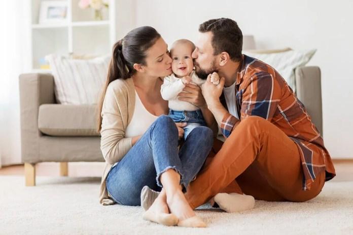 5 tips para ahorrar con la llegada del primer bebé