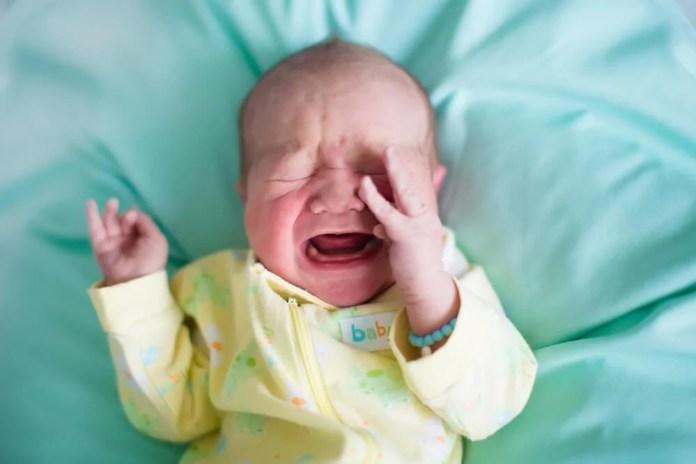 6 consejos para calmar el llanto del bebé