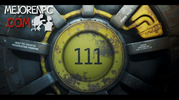 Fallout 4 en nuestro PC de 350 € vs PS4 vs XBONE