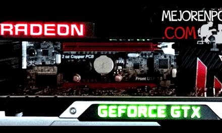 Ya es posible una configuración multi-GPU mixta
