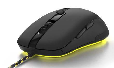 Sharkoon presenta su ratón Gaming SHARK ZONE M52