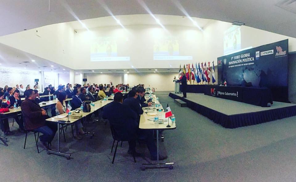 Edición 1ª del Foro Global Innovación Política