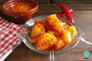 Patatas bravas de Chicote ¡Receta paso a paso