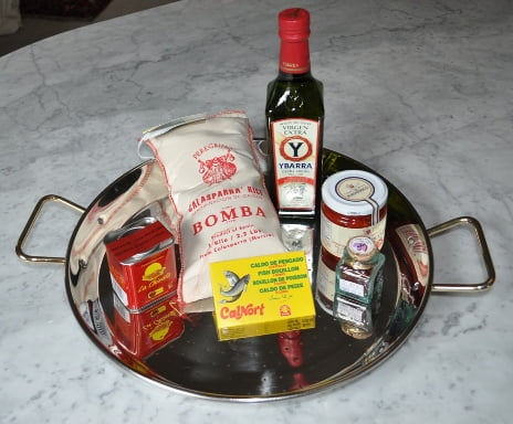 kit de paella