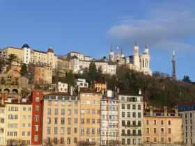 Las mejores zonas donde alojarse en Lyon, Francia