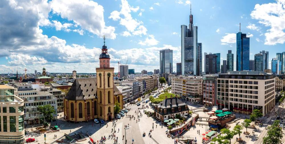 Mejores barrios donde alojarse en Frankfurt