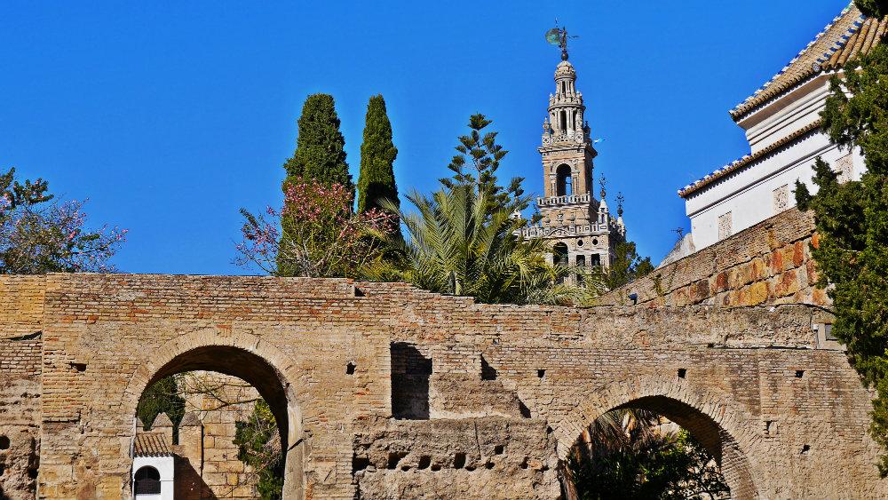 Casco Antiguo - Mejores zonas donde alojarse en Sevilla