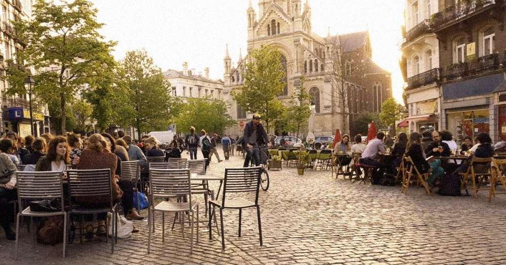 Saint-Gilles - Mejores barrios donde alojarse en Bruselas