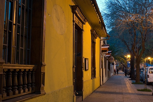 Barrio Bellavista - Alojarse en Santiago de Chile