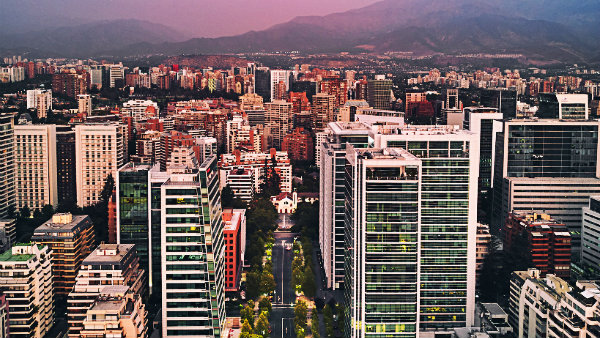 Las Condes - Where to stay in Santiago, Chile