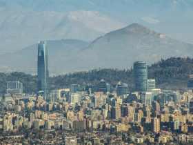Las mejores zonas donde alojarse en Santiago de Chile