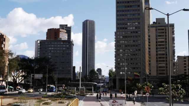 Mejor zona para alojarse en Bogotá para negocios - Centro Internacional