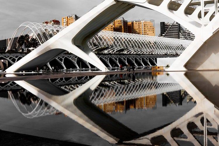 Mejores barrios donde hospedarse en Valencia, España - Ciudad de las Artes y las Ciencias