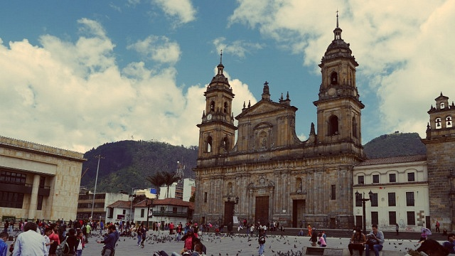 Best areas to stay in Bogota - La Candelaria