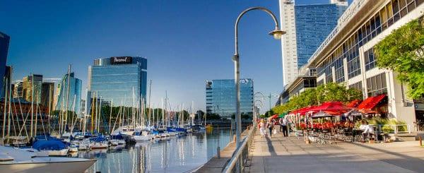 Mejores zonas donde alojarse en Buenos Aires - Puerto Madero