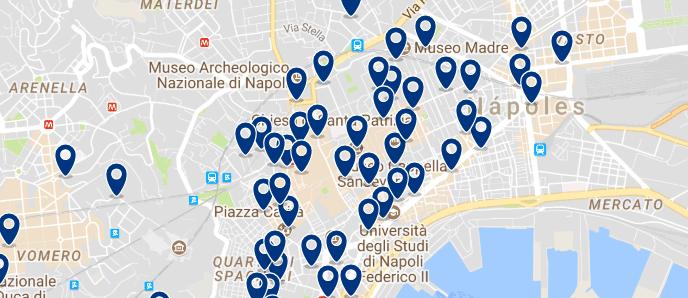 Alojamiento en Centro Storico - Haz clic para ver todos los hoteles en un mapa