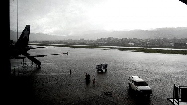 Aeropuerto Internacional de Cusco - Mejores zonas donde alojarse en Cusco, Perú