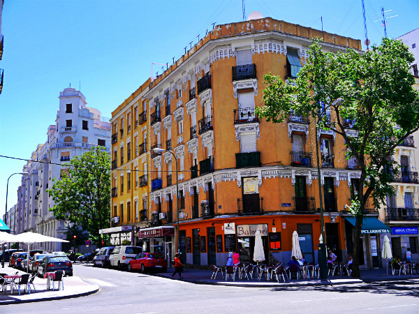 Alojarse en Chamberí - Madrid